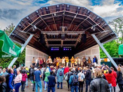 Vondelpark openluchttheater 2019